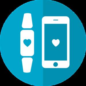 Gute Fitnessuhren lassen sich mit dem Smartphone koppeln